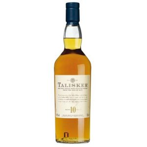 Talisker Single Malt 10 Años 1 lt