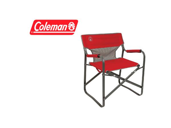 Silla plegable con acero reforzado coleman llevauno for Oferta sillas plegables