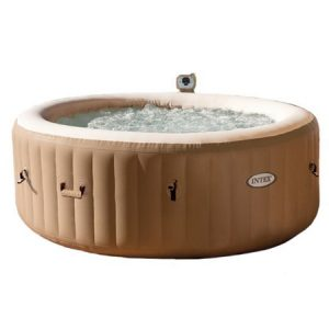 Jacuzzi Spa hidromasaje inflable de Intex