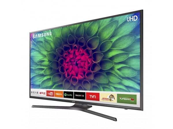 56d48b7af1e14 Smart TV Samsung 4K de 49 Pulgadas - LlevaUno  Ofertas en restaurantes