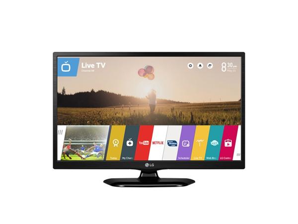 e305017df49 Smart TV LG de 24 pulgadas - LlevaUno  Ofertas en restaurantes ...