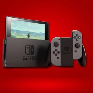 Nintendo Switch Black
