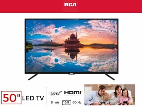b52e8e40161 SMART TV LED FHD de 50 Pulgadas RCA - LlevaUno  Ofertas en ...
