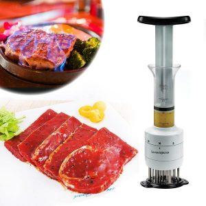 Inyector de Salsas para todo tipo de carnes