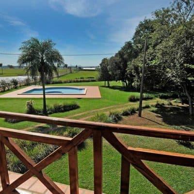 Pensión completa para dos en el Hotel rural estancia Tacuaty