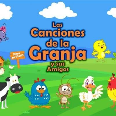 Las canciones de la granja Vip Platino 15 de Julio