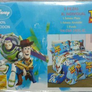 Juego de 3 piezas de sabanas Toy Story