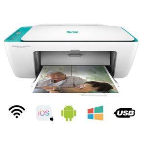 Impresora Wifi HP 2675 Imprimí directo desde el cel o la compu! SIN CABLES