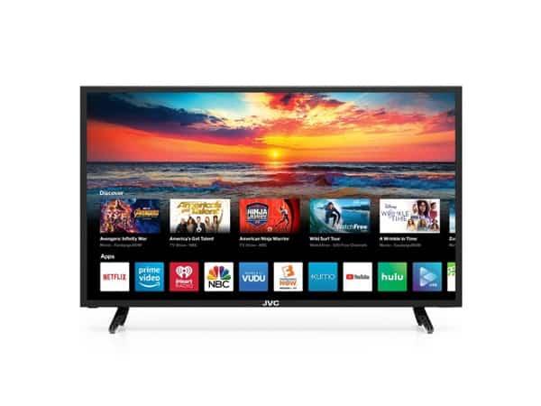 8119b2989ac21 Smart TV de 40 Pulgadas JVC Full HD - LlevaUno  Ofertas en restaurantes