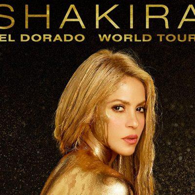Shakira en concierto Hard Rock Hotel & Casino Punta Cana