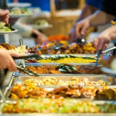 Almuerzo Buffet tenedor libre en la Quinta – turismo rural