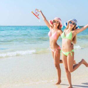 Prepara tu piel para el verano; exfoliacion, hidratacion y baño de luna para Dos