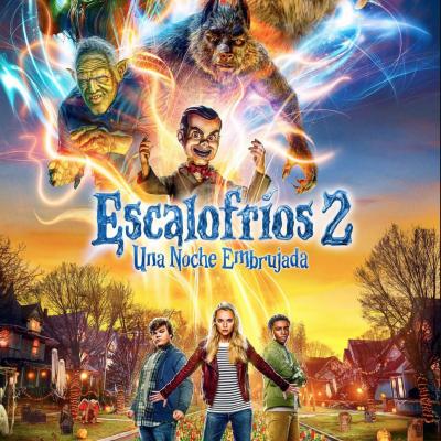Escalofrios 2: Una noche embrujada