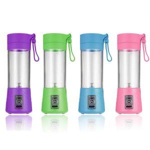 Licuadora portatil Shaker Juice Cup de 380ML con batería recargable