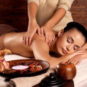 Promo 2 x 1  Sauna + Masaje relax y Facial express