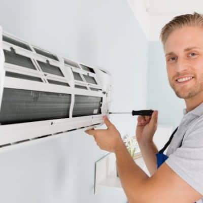 Limpieza, carga de gas y mantenimiento de aire acondicionado!