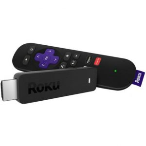 Adaptador multimedia Roku Express 3600mx