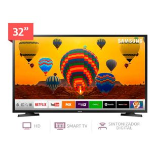 Ultima unidad! Smart TV Samsung de 32 Pulgadas