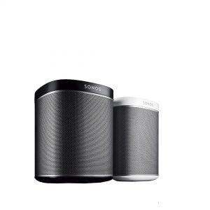 Sonos Play 1 Bocina pequeña con sonido asombroso para el hogar!