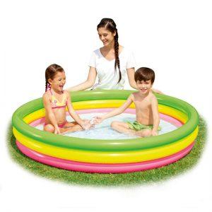 Piscina infantil inflable 211 litros Bestway