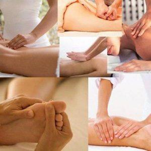 Masaje descontracturante cuerpo completo, ideal para atletas