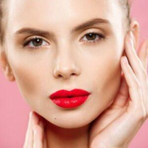 1 Sesion de hilos tensores en rostro + relleno de labio o surco