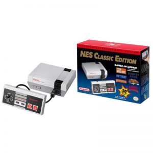 Nintendo Entertainment System: NES Classic Edition 30 Juegos