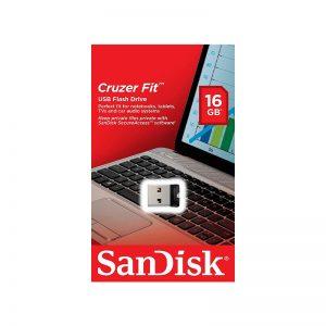 Pendrive Sandisk Cruzer Fit 16GB Z33