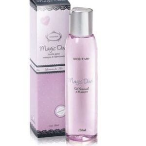 "Aceite y lubricante ""Magic Dual"""