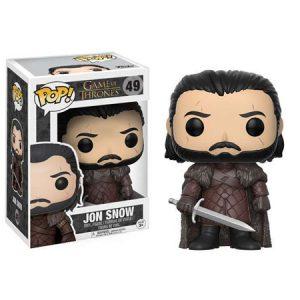 Funko Pop de Jon Snow Winterfell – Game of Thrones