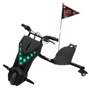 Triciclo Elétrico Mibo Cooltoy Drifting Scooter