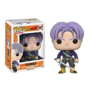 Funko Pop de Trunks – Dragon Ball Z