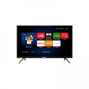 Smart TV Kiland 32″ con Soporte de pared