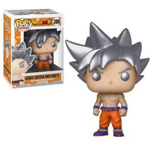 Funko Pop de Goku Ultra instinto