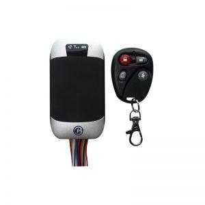 Rastreador Tracker GSM con Bloqueador de corriente