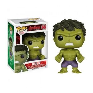 Funko Pop de Hulk en La era de ultrón