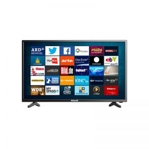 Smart TV Kiland 40″ FHD con 2 controles y Soporte de pared