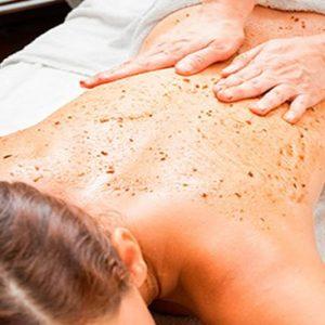 Limpieza corporal + pulido + Masaje relax + Hidratacion + Baño de luna + Facial express