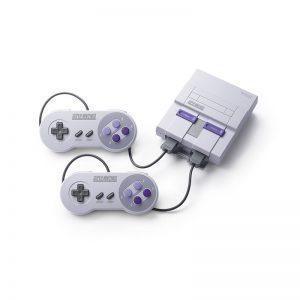 Super Nintendo Mini Classic Edition con 21 juegos grabados