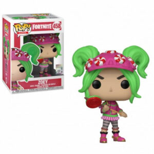 Funko Pop de Zoey de Fortnite