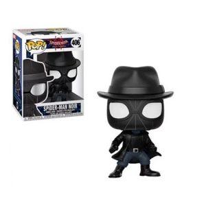 Funko Pop de SpiderMan Noir del Spiderverse