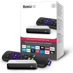 Adaptador Multimedia Roku Streaming Stick + Plus 3810MX