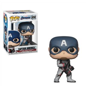 Funko Pop del Capitán America de Avengers Endgame