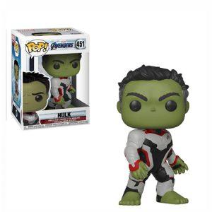 Funko Pop de Hulk de Avengers Endgame