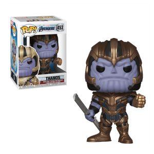 Funko Pop de Thanos de Avengers Endgame