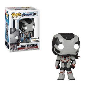 Funko Pop de War Machine de Avengers Endgame