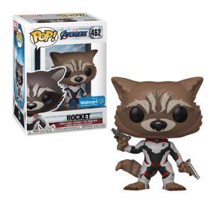 Funko Pop de Rocket Racoon de Avengers Endgame