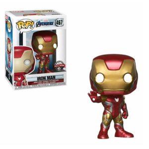 Funko Pop de Iron Man de Avengers Endgame