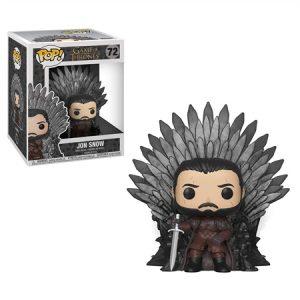 Funko Pop de Jon Snow con el Trono de hierro – Game of Thrones