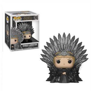 Funko Pop de Cersei con el Trono de hierro – Game of Thrones